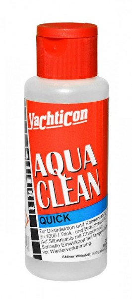 Aqua Clean AC 1000 -quick- 100 ml von Yachticon